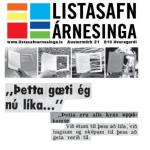 Listasafn Arnesinga tilkynn