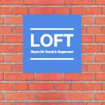 Loft-Raum fur Kunst-Gegenwart
